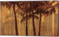 Sunset Palms III Fine-Art Print