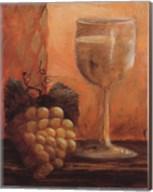 Grapes and Wine III Fine-Art Print