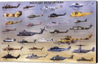 Military Helicopters Fine-Art Print