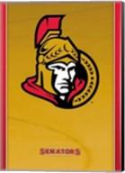 Senators - Army - Logo 07 Wall Poster