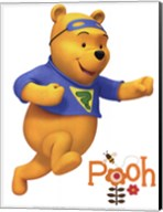 My Friends Tigger & Pooh: Pooh Fine-Art Print