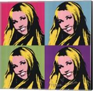 Hannah Montana: Secret Pop Star (quad) Fine-Art Print