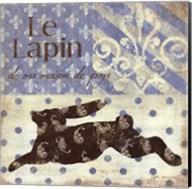 Le Lapin Fine-Art Print