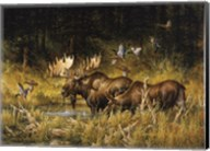 October Rendezvous (detail) Fine-Art Print