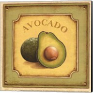 Avocado - mini Fine-Art Print