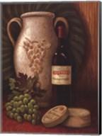 Fresco Vineyard I Fine-Art Print
