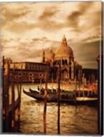 Venezia Sunset II Fine-Art Print