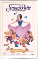Snow White with the 7 Dwarfs Fine-Art Print