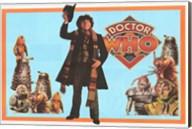 Doctor Who Fine-Art Print