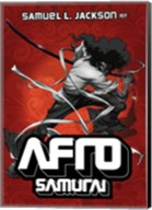 Afro Samurai German Fine-Art Print