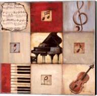 Feel the Music II Fine-Art Print
