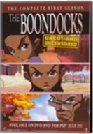 The Boondocks TV Show Fine-Art Print