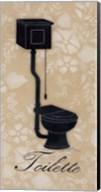 Toilette Fine-Art Print