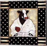 His Milk Bath Fine-Art Print