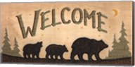 Bear Welcome Fine-Art Print