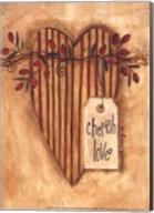 Cherish Love Fine-Art Print