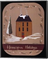 Homespun Holidays Fine-Art Print