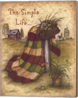 The Simple Life Fine-Art Print