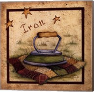 Iron Fine-Art Print