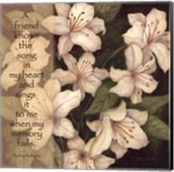 Song in My Heart Fine-Art Print