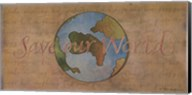 Save Our World Fine-Art Print