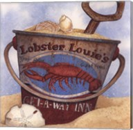 Lobster Louie's Fine-Art Print