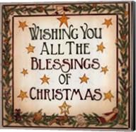 Blessings of Christmas Fine-Art Print