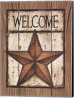 Star Welcome Fine-Art Print