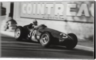 Grand Prix of Monaco, 1956 Fine-Art Print