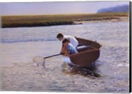 Crabbing Fine-Art Print