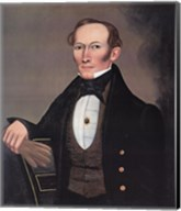 Mr. Pearce, c. 1835 Fine-Art Print