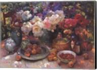 The Artist's Table Fine-Art Print