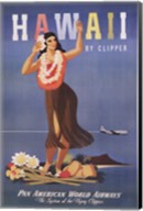 Hawaii by Clipper Fine-Art Print
