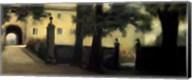 Late Afternoon, Il Castello Fine-Art Print