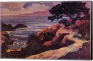 Path by the Sea Fine-Art Print