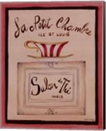 La Petit Chambre Fine-Art Print
