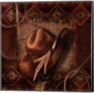 Western Cowboy Hat Fine-Art Print