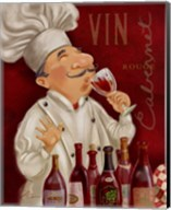 Wine Chef III Fine-Art Print
