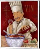 Wine Chef IV Fine-Art Print