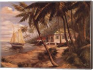 Key West Hideaway Fine-Art Print