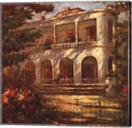 Portico at Sunset Fine-Art Print