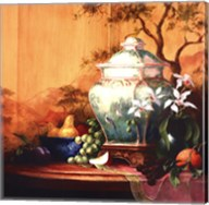 Oriental Orange Fine-Art Print