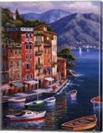 Villagio Del Porto Fine-Art Print