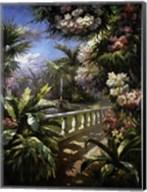 Paradise Fountain Fine-Art Print