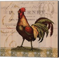 Chickens & Scrolls II Fine-Art Print