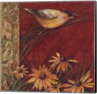 Yellow Bird II Fine-Art Print