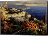 Mediterranean Seascape Fine-Art Print