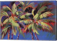 5 Crazy Palms Fine-Art Print