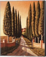 Tuscan Retreat Fine-Art Print