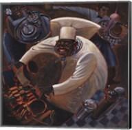 Chefs in Motion IV Fine-Art Print